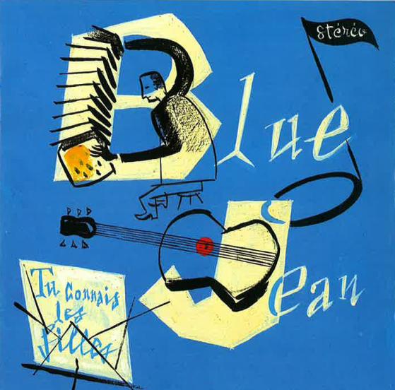 BLUE JEAN TU CONNAIS LES FILLES (1997)